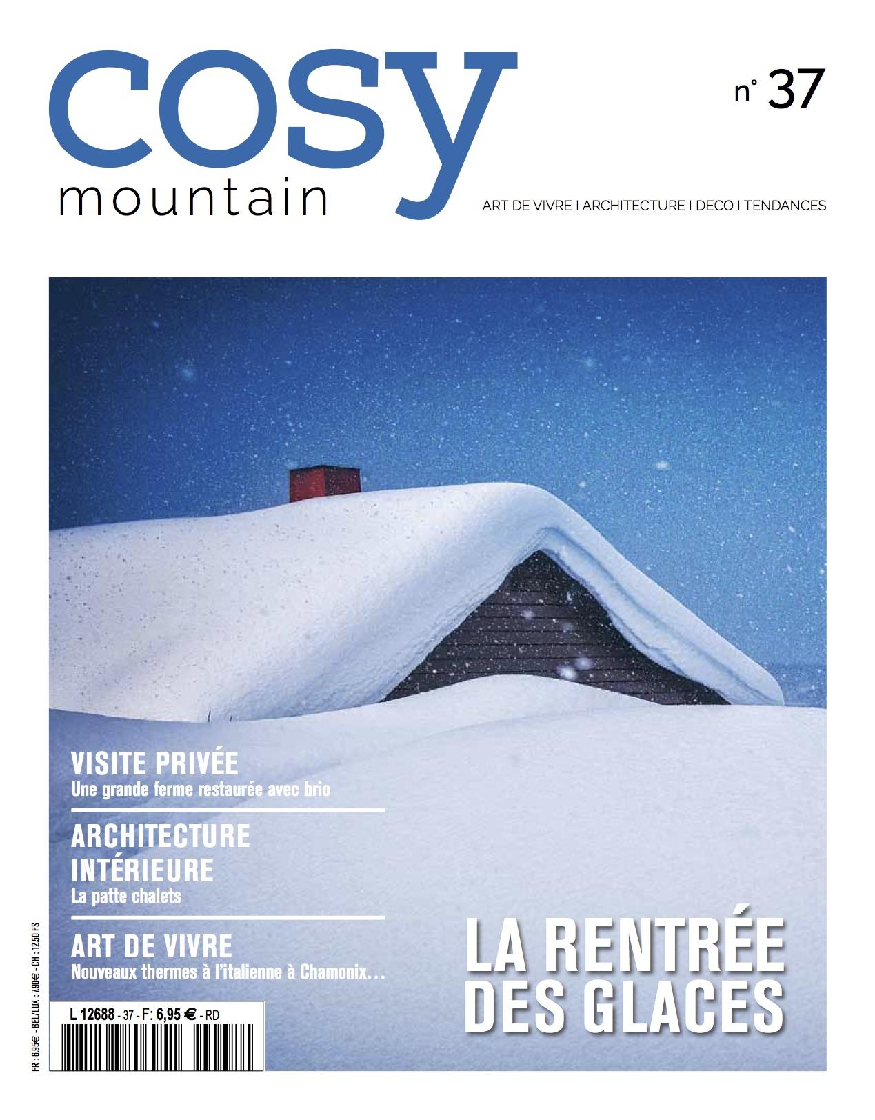 Article Cozy Mountain le K2 Collection à Courchevel