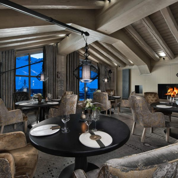 Capezzone Architecture portfolio Le K2 Altitude Courchevel