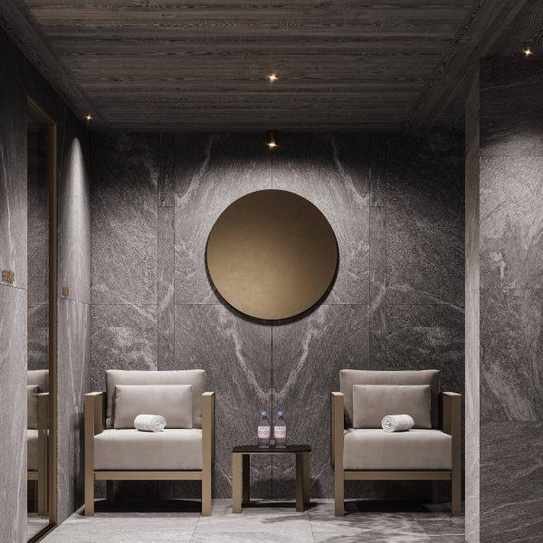 Capezzone Architecture portfolio Le K2 Chogori, Val D'Isere, France